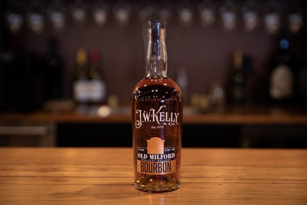 jw kelly bourbon